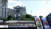Plomb à Notre-Dame : plus de 160 enfants dépistés depuis l'incendie en avril