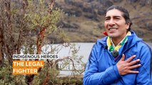 Indigenous Heroes: Ecuador's Yaku Pérez got elected to change it all