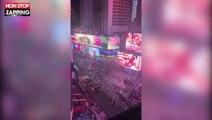 New York : Des piétons paniquent après une fausse alerte à la fusillade (vidéo)