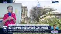 """Pour cette ex-responsable de la mission saturnisme à Médecins du Monde, il faut """"réagir vite"""" concernant l'intoxication du plomb de Notre-Dame"""