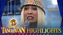 "Vice Ganda delivers Maja Salvador's famous line in ""The Killer Bride"" | Tawag ng Tanghalan"