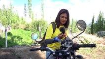 MOTOVLOG IN LEH LADAKH ON HIMALAYAN  #TRIPLING LADAKH