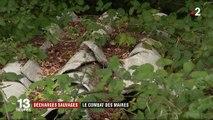 Décharges sauvages : un maire de l'Ariège fait la chasse aux pollueurs