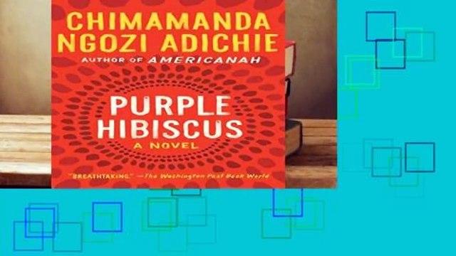 Full E-book  Purple Hibiscus  For Kindle