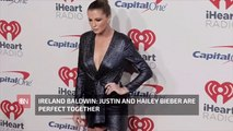 Ireland Baldwin Talks About Her Sister And Justin Bieber