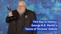 The History Of Game Of Thrones
