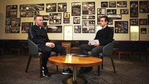 Who is the best England player Wayne Rooney ever played with  Exclusive Interview