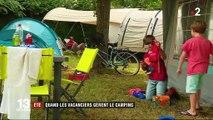 Camping associatif : des vacanciers en totale autonomie