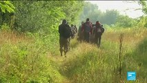 EU Border force Frontex accused of violating human rights of migrants, refugees