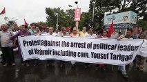 Continúan las protestas en India por la derogación del artículo 370.