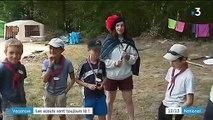 Vacances : le scoutisme séduit toujours plus de jeunes