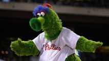 Could Phillie Phanatic's Legal Battle Land the Mascot in Free Agency?