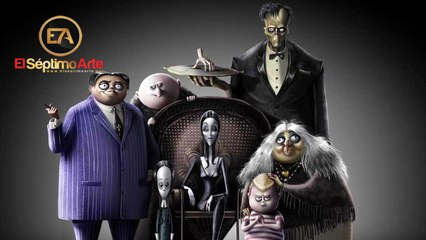 The Addams Family - Tráiler V.O. (HD)