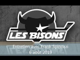 Entretien avec Frank Spinozzi