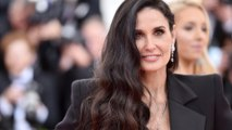 Demi Moore's memoir helped actress love and accept herself