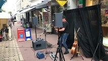 Festival Interceltique. Dom Duff en live chez Coop Breizh !