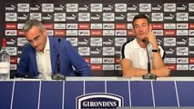 """Bordeaux - Koscielny : """"Je rejoins un club historique"""""""