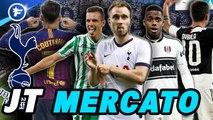 Journal du Mercato : Tottenham dynamite le marché, Manchester United va trembler jusqu'au bout
