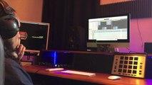 Le studio futur empire, à disposition des rappeurs Nancéiens