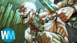 TOP 10 des SUPER-VILAINS les plus violents de DC COMICS !