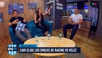 Los Emojis vs. Vélez
