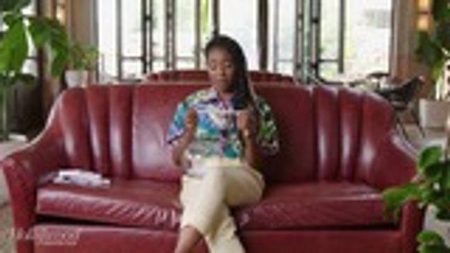 'The Good Place' Actress Kirby Howell-Baptiste on Leading Role in 'Why Women Kill'   Fishing For Answers