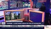 Tourisme: La Bretagne plébiscitée par les vacanciers - 07/08