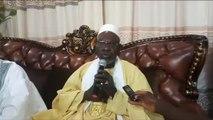 Ousmane Madani Haidara - a un message très Important