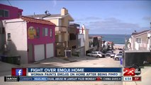 Fight brewing over emoji home in Southern California