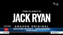 Teaser Trailer Jack Ryan Season 2