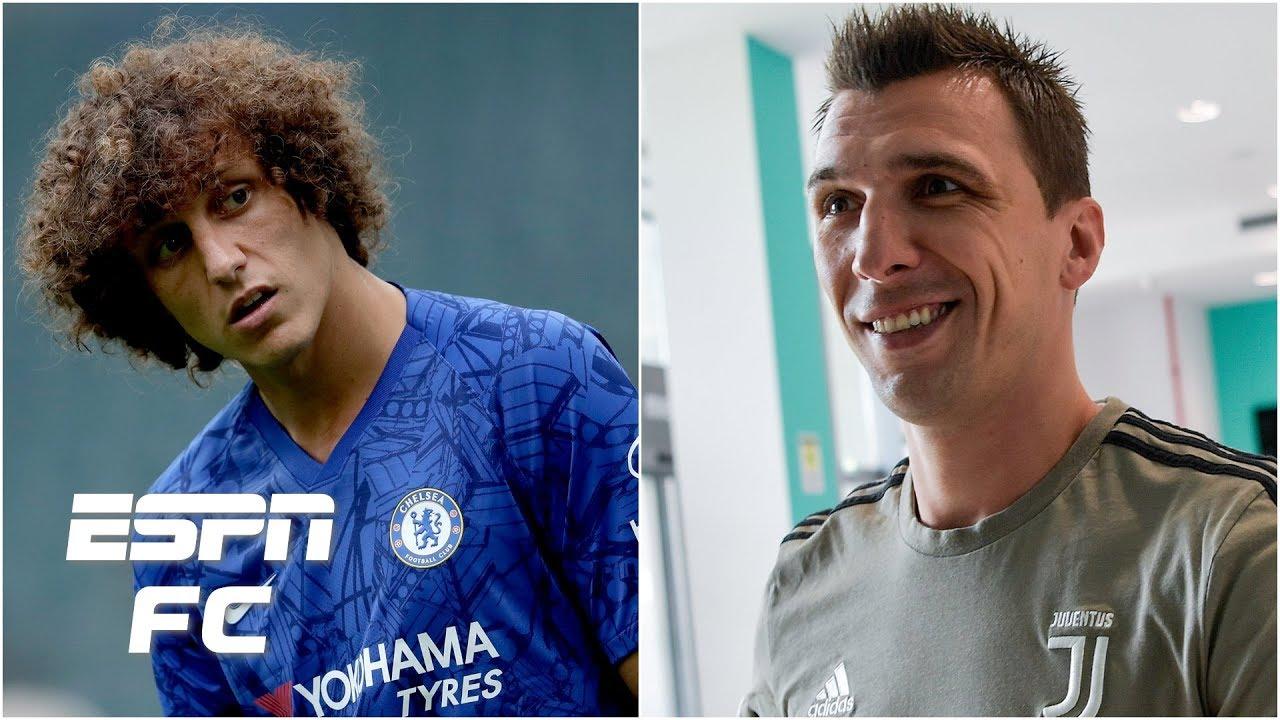 David Luiz forcing a move to Arsenal? Mario Mandzukic to Man United? – Transfer Rater