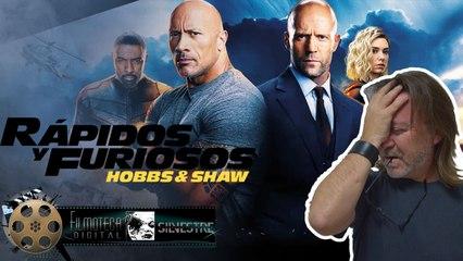 Critica Rápidos & Furiosos: Hobbs & Shaw