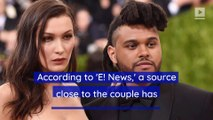 The Weeknd and Bella Hadid Reportedly Split up Again
