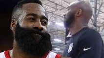 Kobe Bryant Throws A LIL Shade At James Harden While Teaching Kids How To Get Buckets!