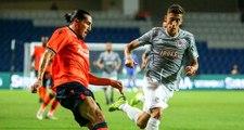 Medipol Başakşehir, Olympiakos'a 1-0 yenildi