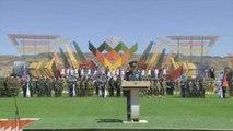 Kazakh stage of 2019 International Army Games begins
