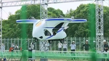 Flying Cars Could Be on the Way