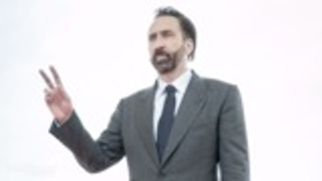 Nicolas Cage Opens Up About Search for Historical Artifacts   THR News
