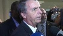 Bolsonaro lidera con un 58 % el primer sondeo para segunda vuelta en Brasil