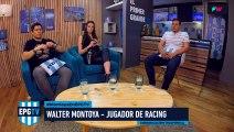 """""""Voy a estar contra River"""" - Walter Montoya"""