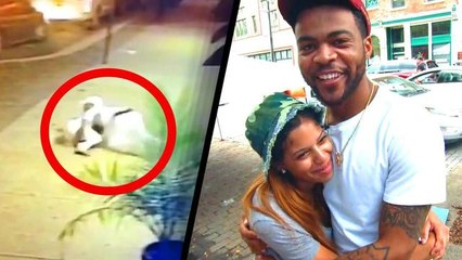 Boyfriend Acted as Human Shield to Save Woman in Shooting