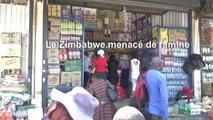 Les Zimbabwéens en difficulté face à une crise économique et alimentaire