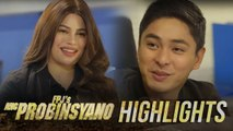 Jane witnesses a sweet interaction between Cardo and Alex | FPJ's Ang Probinsyano