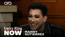Manny Gutierrez started his Youtube channel after demands from fans