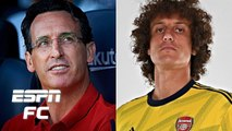 How will Unai Emery line up Arsenal with the addition of David Luiz? - Premier League