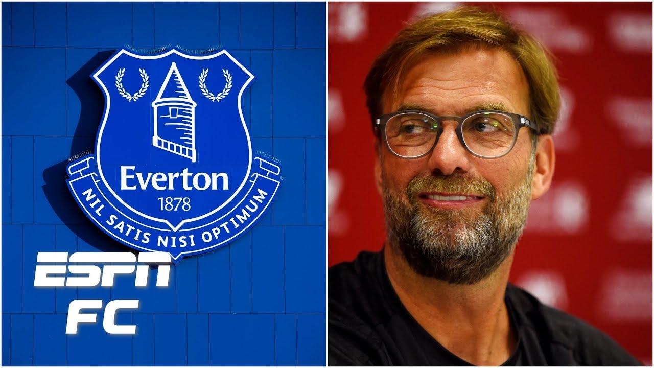 Jurgen Klopp tells journalists 'go to Everton' on transfer deadline day – Premier League