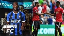 Has Romelu Lukaku's departure left Manchester United thin up front? - Premier League