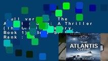 Full version  The Atlantis Gene: A Thriller (The Origin Mystery, Book 1)  Best Sellers Rank : #5