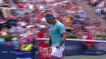 ATP Montreal: Nadal bt Evans (7-6 6-4)
