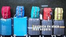 5 recomendaciones  para que no abran o cambien tu equipaje de viaje